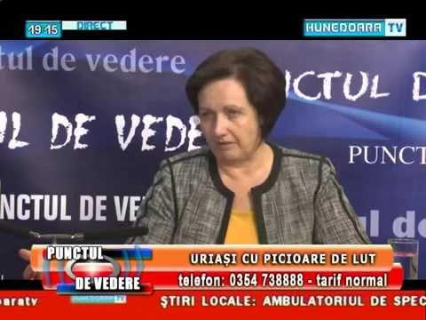 Punctul de vedere - uriasi cu picioare de lut - Georgeta Barabas - 20 octombrie 2014