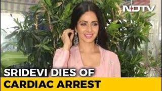 Actor Sridevi Dies At Age 54 In Dubai - NDTV