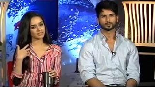 An all new Shahid and an intimidated Shraddha helm Haider - NDTV