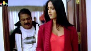 Swagatam Movie Anushka Giving Party Scene   Telugu Movie Scenes   Sri Balaji Video - SRIBALAJIMOVIES