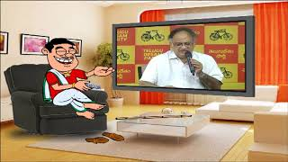 Dada Funny Satires On Kutumba Rao Over His Comments On Central Funds | Pin Counter | iNews - INEWS