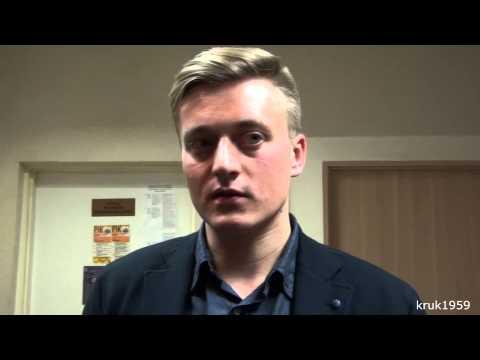 Grzegorz Braun zatrzymany - rozmowa z adwokatem reżysera, 21.11.2014 r.