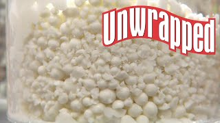 How Dippin' Dots Are Made (from Unwrapped) | Food Network - FOODNETWORKTV