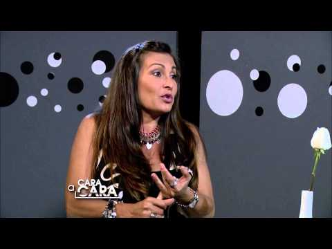 Cara a cara con la actriz venezolana alba Roversi