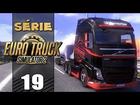 Euro Truck Simulator 2 - Caminhão Tunado