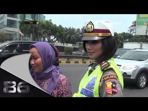 86 - Razia Angkot Melanggar Jalur  - Ipda Syabillah