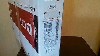 Телевизор LG 32LF560V. Обзоры и распаковки #84