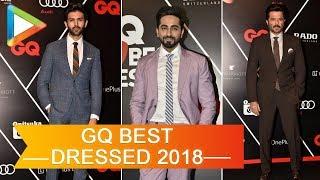 GQ Best Dressed Awards 2018 | UNCUT | PART 3 | Anil Kapoor | Ayushmann | Nidhhi Agerwal - HUNGAMA