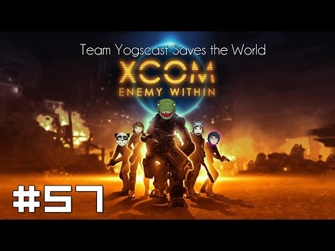 XCOM: Team Yogscast Saves the World #57 - Hunter-Killer