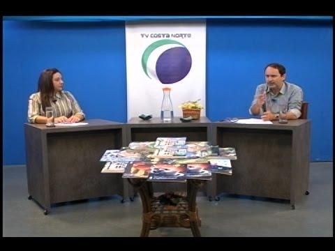 TV Costa Norte - Sala com Dra. Débora Pereira - pres. do Solidariedade de Bertioga