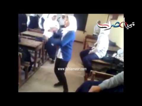 رقص شعبي مدرسة
