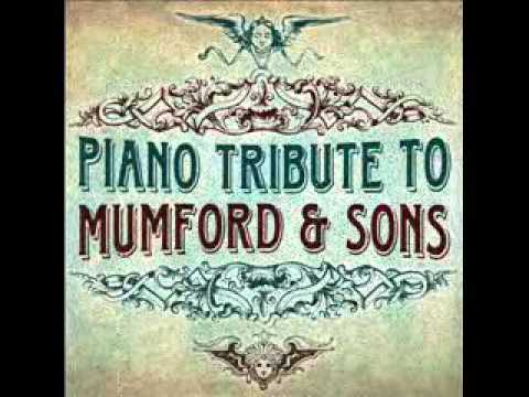White Blank Page - Mumford & Sons Piano Tribute