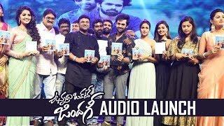 Unnadi Okate Zindagi Movie Audio Launch Video | Ram Pothineni | Anupama | Lavanya | TFPC - TFPC