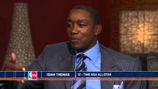 Isiah Thomas Regrets Not Shaking Bulls Hands In '91