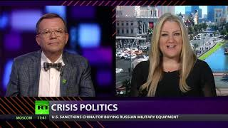 CrossTalk: Crisis Politics - RUSSIATODAY