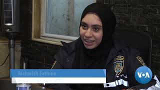 New York City Muslims Begin Community Safety Patrol - VOAVIDEO