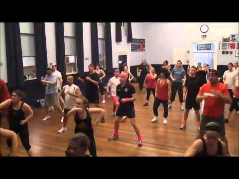 Jazzercise Sport Relief 1 of 2