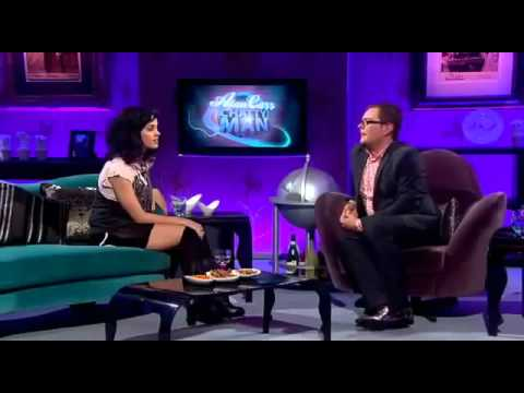 Katy Perry interview on Alan Carr s Chatty Man