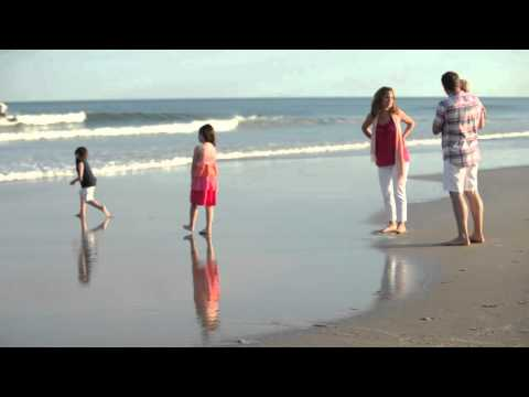 Topsail Island Family Portrait Session 05-09-12