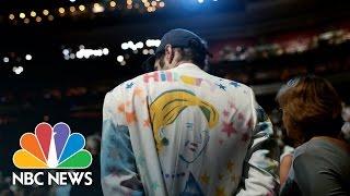 Live on the DNC floor - NBCNEWS