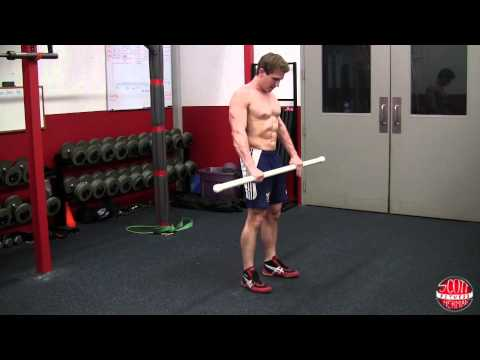 How To: Deadlift Fundamentals- Stabilization
