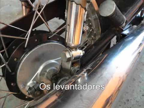 CG 125 ML Uruguaiana pt 02 - O Fim?