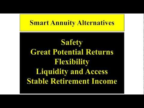 Powerful Annuity Alternatives