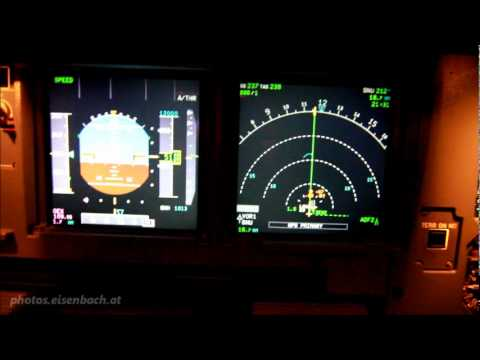 TCAS Warning Airbus 320 Full Flight Simulator