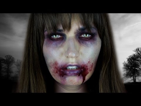 videos zombie schminken videos. Black Bedroom Furniture Sets. Home Design Ideas