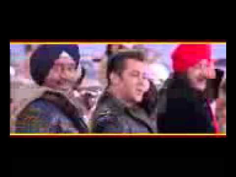 po po song of son of sardar movie