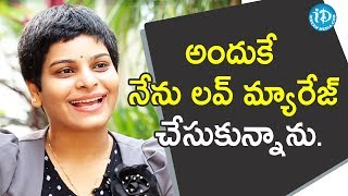 అందుకే నేను లవ్ మ్యారేజ్  చేసుకున్నాను. - Kannan || Frankly With TNR || Talking Movies - IDREAMMOVIES