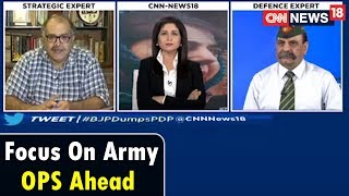 Epicentre Plus | Focus On Army OPS Ahead | No More Political Pressure On Army | CNN News18 - IBNLIVE
