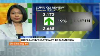 Earnings Edge: Confident Of Retaining 20% Domestic Growth This Year: Lupin - BLOOMBERGUTV