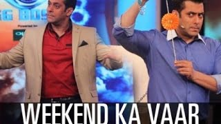 Bigg Boss 8: Watch Weekend Ka Vaar With Salman, Who is safe? - THECINECURRY