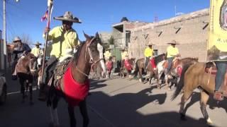 Fiestas patronales en Río Frío (Calera, Zacatecas)