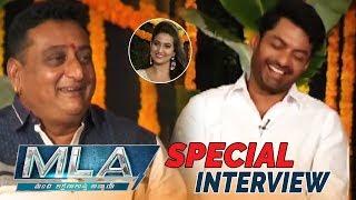 MLA Ugadi Special Interview | Kalyan Ram | Prudhviraj | TFPC - TFPC