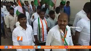 Congress Sabitha Indra Reddy Election Campaign in Maheshwaram   iNews - INEWS
