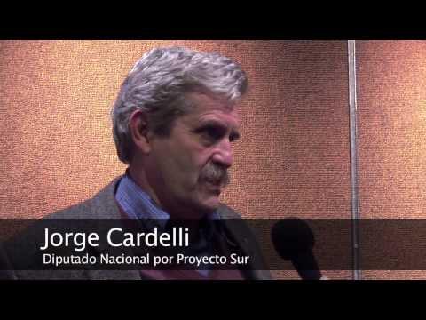 Jorge Cardelli nos habla del Tren para Todos