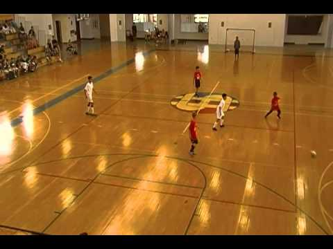 Hawaii Futsal States OUFC vs Maui United u12 Part 2