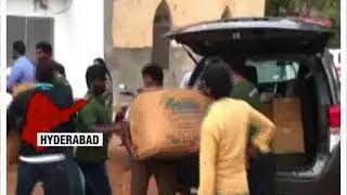 Real heroes of Kerala - Hyderabad for Kerala - NEWSXLIVE