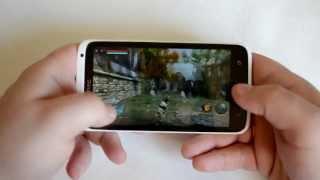 Прошивка TrickDroid 6.0.0 для HTC One X
