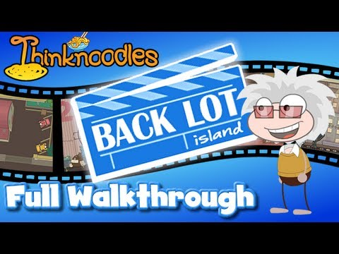  Poptropica Back Lot Island Full Walkthrough 