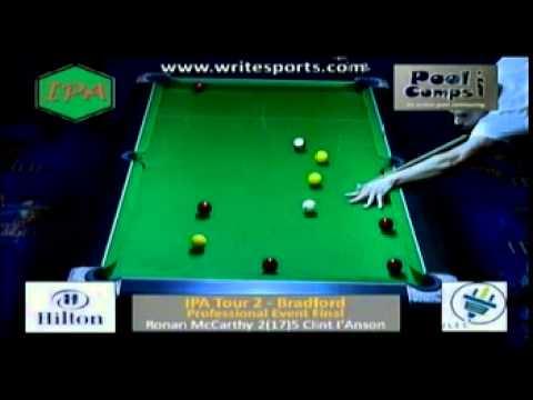 Bradford Pro Final - C I