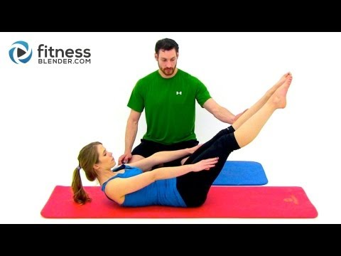 Online Fitness Workouts Video