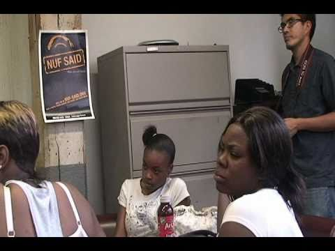 North Lawndale News Nuf-Said Youth Project.avi