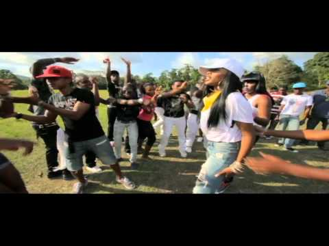 Tiana - Real Bad Gyal/Me Nuh Fear Yuh [Official Music Video] Mar 2012