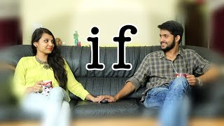 IF ll Short Film ll RunwayReel ll Directed by Venkat Krishna - YOUTUBE