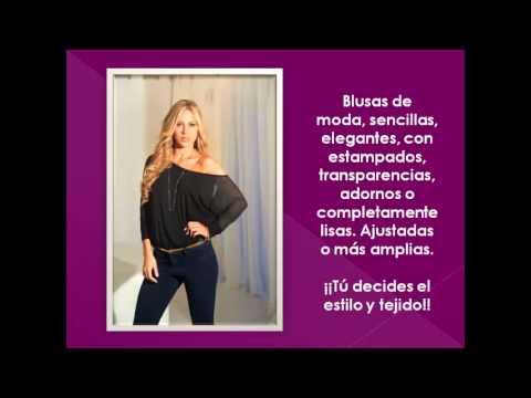 Blusas de fiesta moda 2013 2014