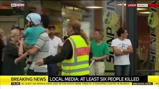 Counter-Terrorism Expert On Munich Shopping Centre - SKYNEWS