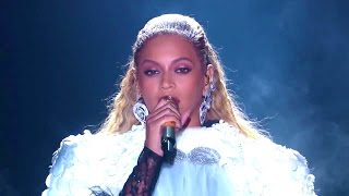 Why Beyonce SLAYED The 2016 MTV VMAs! - HOLLYWIRETV